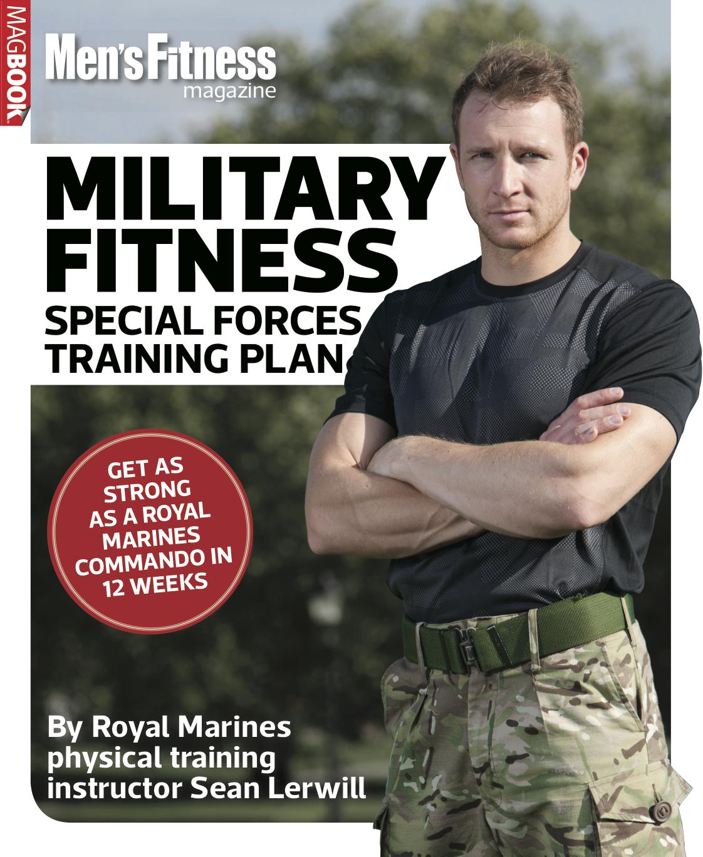 Royal Marines Fitness Physical Training Manual Sean Lerwill Books