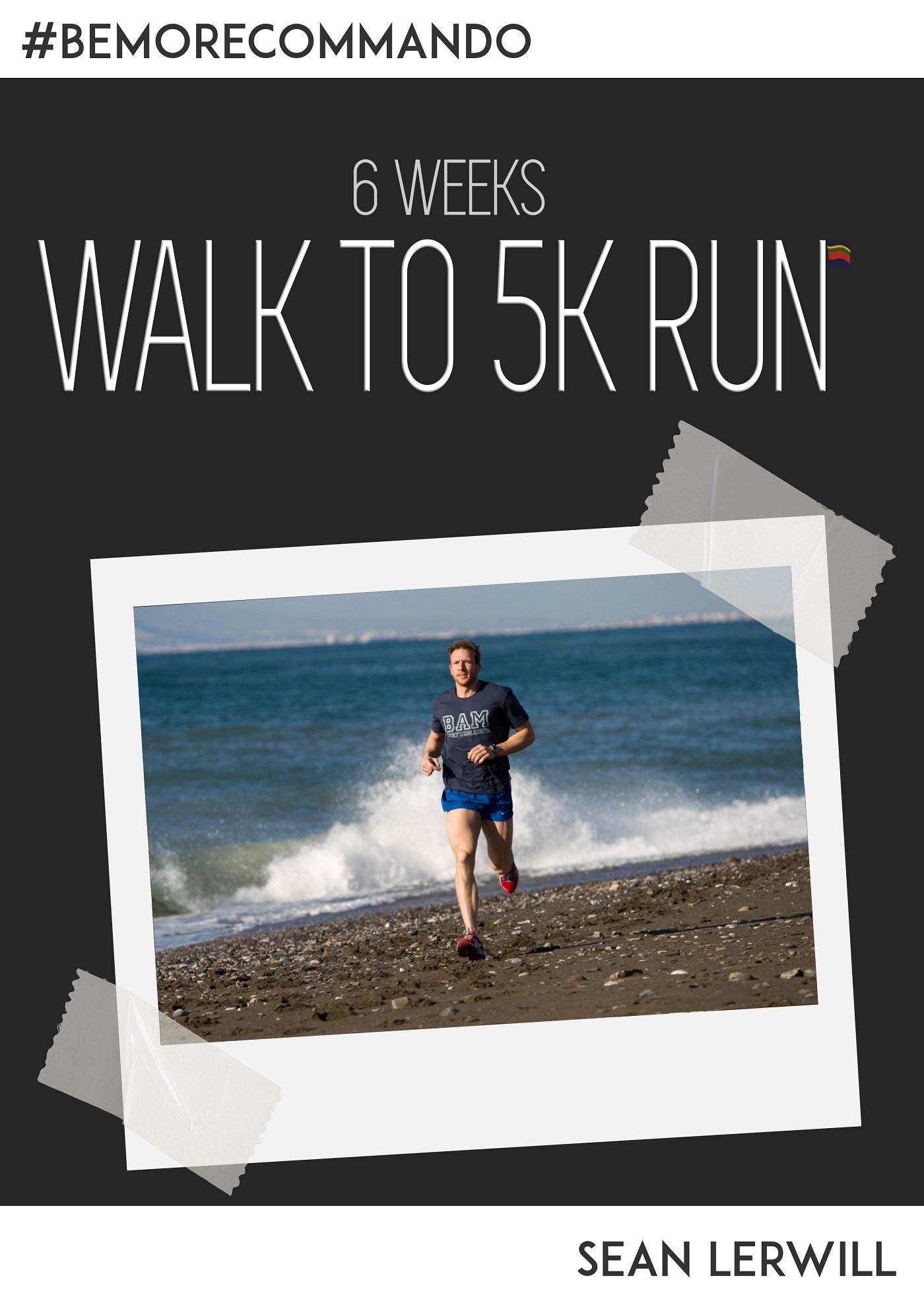 6 Weeks Walk to 5km Run