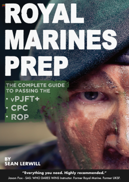 Royal Marines Prep cover